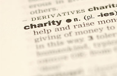 charity defined