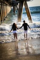 Venice Beach Couples Session