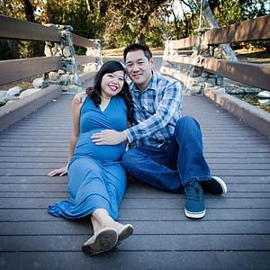 Pauline & Bac Maternity