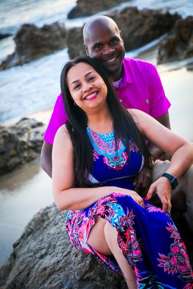 Malibu Couples Session