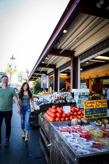Los Angeles Farmers Market Engagement Session