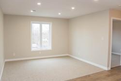 2 Bedroom - Living Space