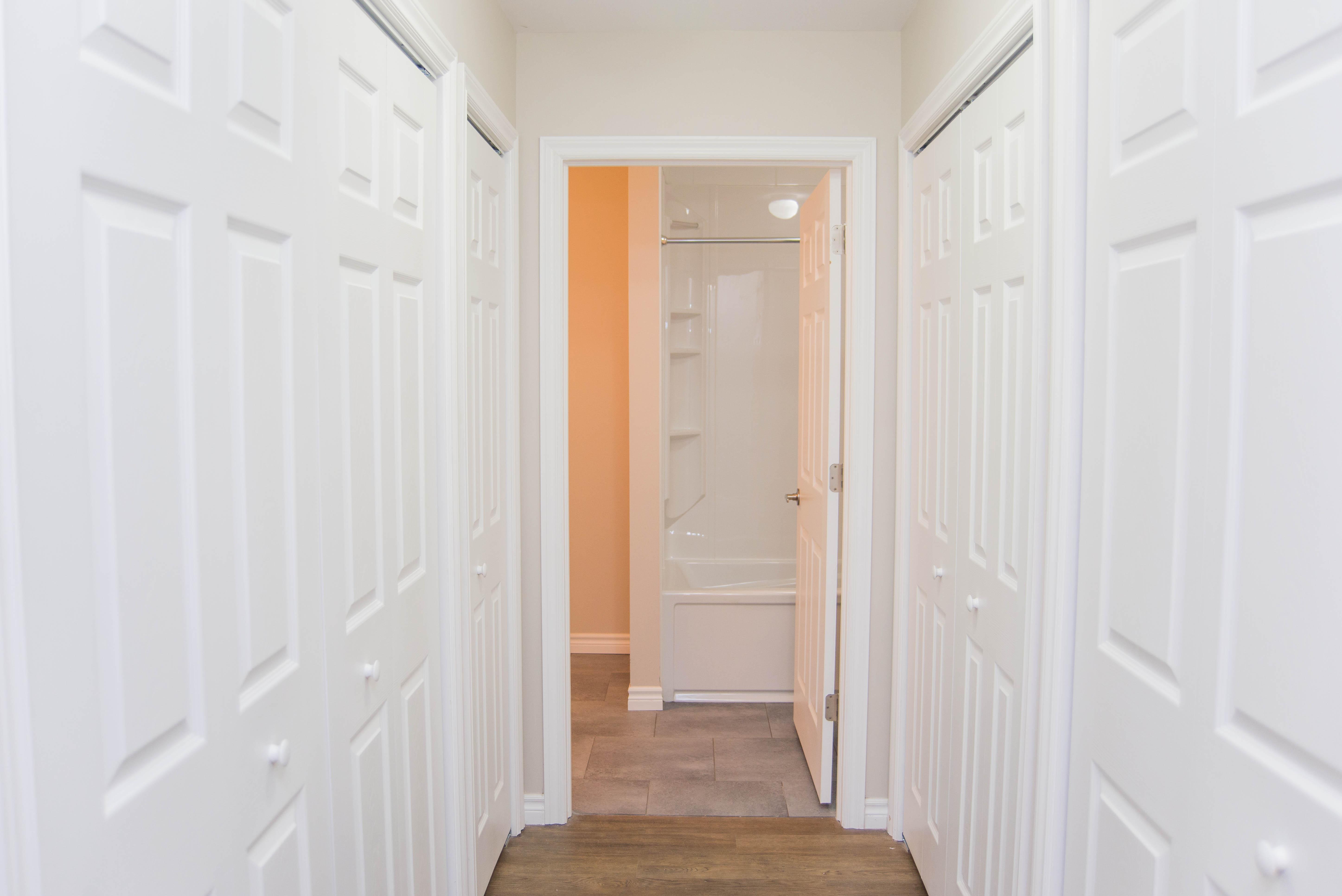 3 Bedroom - Closet Space