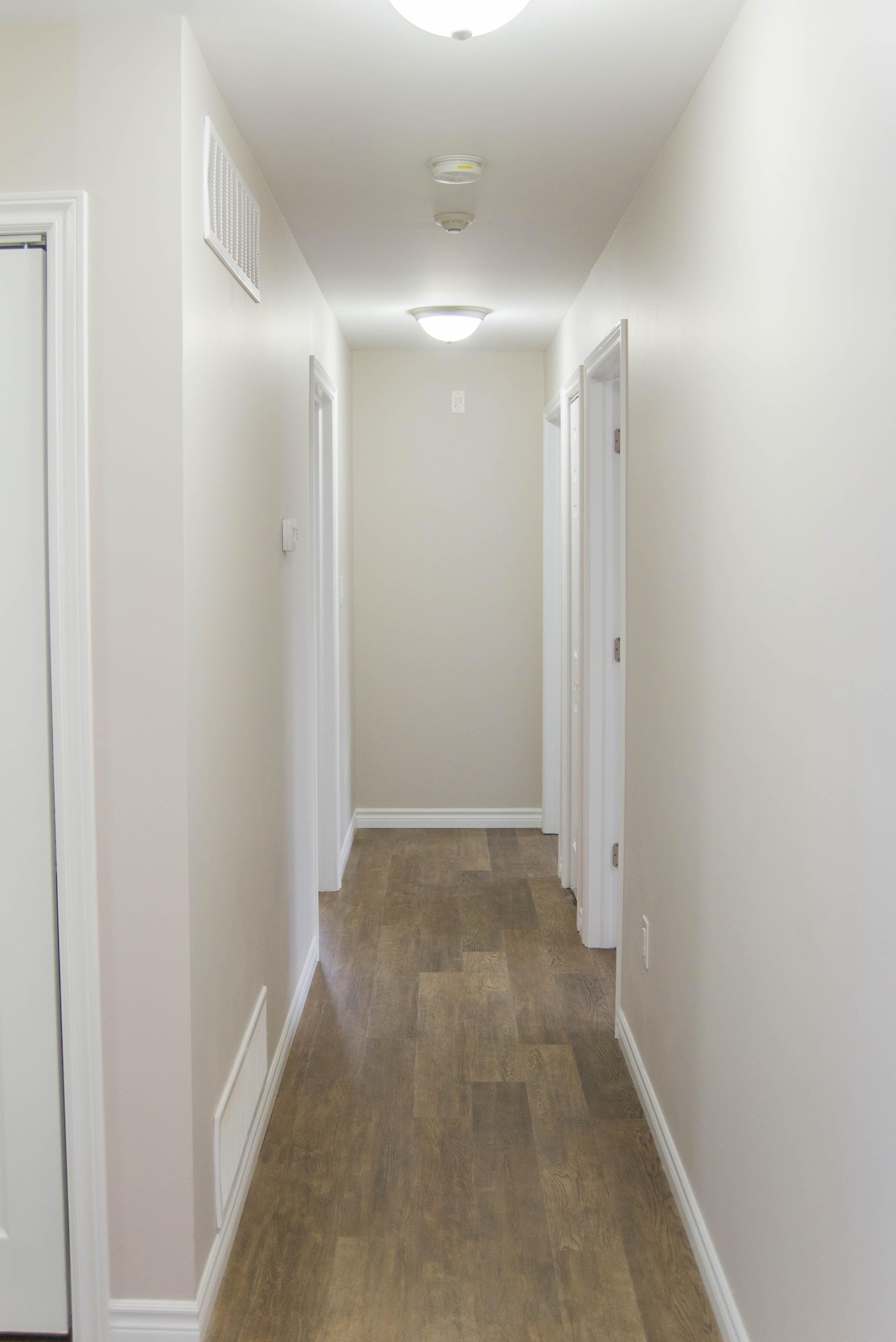 3 Bedroom - Hallway
