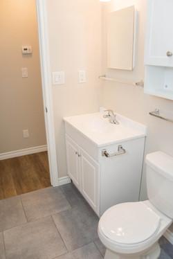 2 Bedroom - Washroom
