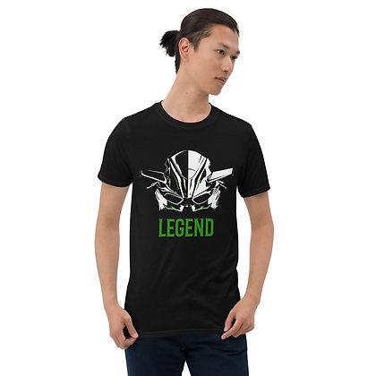 Kawasaki Man T shirt I am Legend Collection Short-Sleeve Unisex