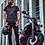 Thumbnail: Custom motorcycles T shirt Short-Sleeve Unisex Bella Canvas 3001