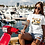 Thumbnail: My life on two wheels Woman T shirt short-sleeve