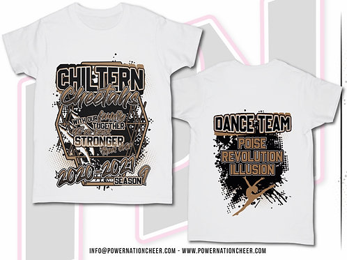Training T-Shirt DANCE 20-21