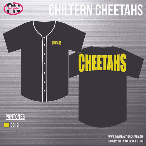 Baseball Jersey 'Cheetahs'