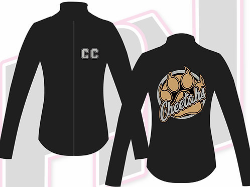 Rhinestone Softshell Jacket