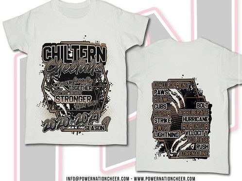 Training T-Shirt CHEER 20-21