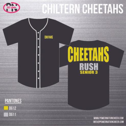 Baseball Jersey, customisable