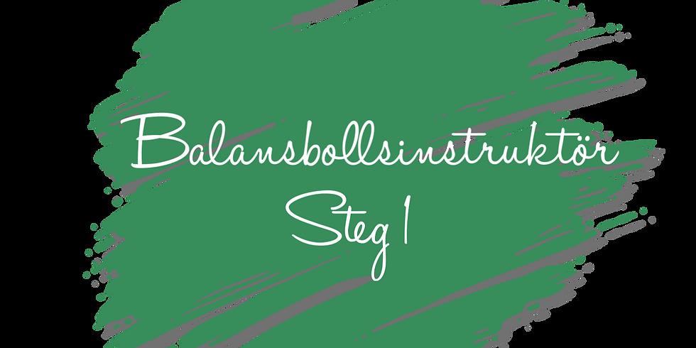 Diplomerad Balansbollsinstruktör - Åre