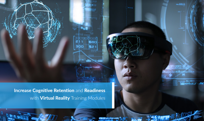 COURSE Virtual Reality Platform Increases Retention and Brings Operational Realism to Cyber Training