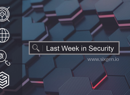 Last Week in Security - 2020-10-26