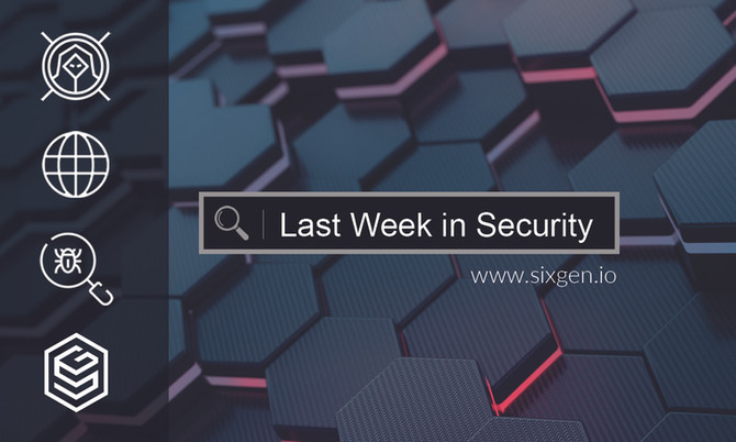 Last Week in Security - 2020-02-17