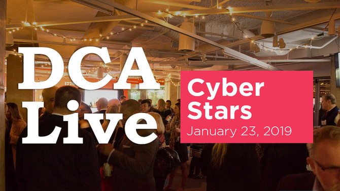 Ethan Dietrich, CEO Named 2019 DCA CyberStar