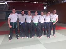 Groupe des ceintures Bleues/Marrons - Mai