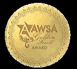 AWSA Golden Scroll seal.png