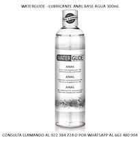 WATERGLIDE - LUBRICANTE ANAL BASE AGUA 3