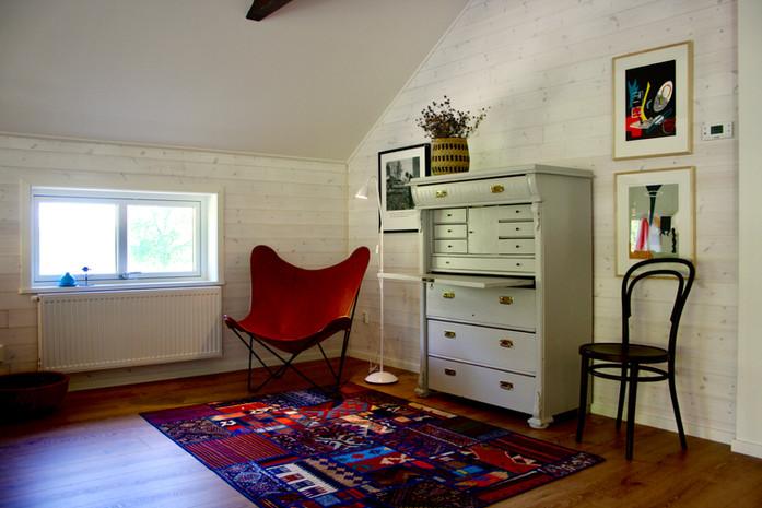 Living Area in Loft