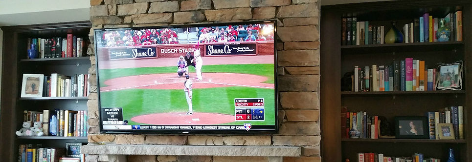 TV Mounting, TV Mounting Greensboro, TV Mounting service, TV wall mounting, TV wall mounting Winston Salem, TV wall mounting service Kernersville, flat screen TV mounting Greensboro, flat screen TV wall mounting Burlington, home theater installation, flat panel TV mounting Greensboro, TV fireplace mounting Greensboro, TV over fireplace, TV over fireplace installation, television installation, TV mounted on brick, TV mounted on stone, brick fireplace TV mounting, stone fireplace TV mounting, companies that mount TV's, best TV mounting service, Greensboro TV mounting service, Projector Screen Installation, Speaker installation, Surround Sound Installation, hang projector