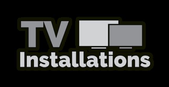 TV Installations, TV Install, TV Wall mounted, TV wall mount