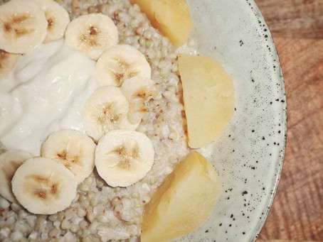 Buckwheat Porridge Recipe