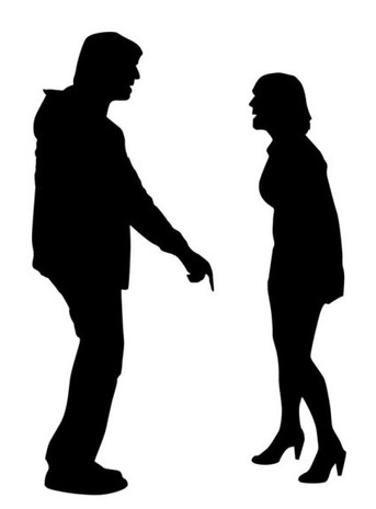 Partner Abuse - two perspectives