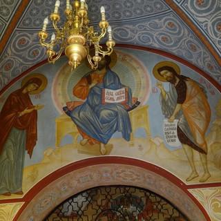 Роспись храма Архангела Михаила