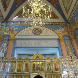 Роспись храма Живоначальной Троицы