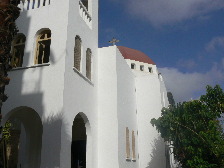ХРАМ ВОСКРЕСЕНИЯ ХРИСТОВА в г. Рабат