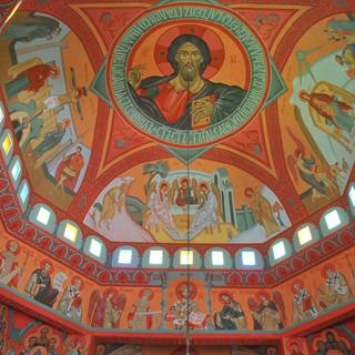 Роспись храма Воскресения Христова