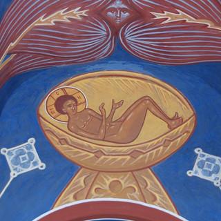 Роспись храма Покрова в Рубцове
