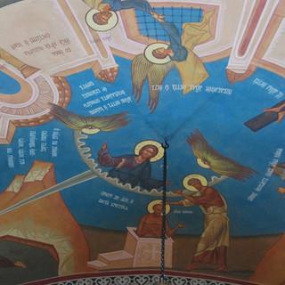 Роспись храма свт. Николая Чудотворца в ПокровскомРоспись храма свт. Николая Чудотворца в Покровском