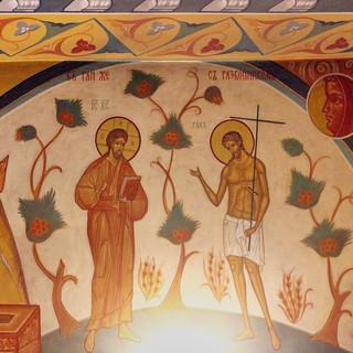 Роспись храма Феодора Студита
