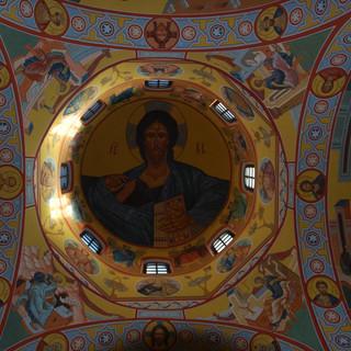 Роспись храма Рождества Христова