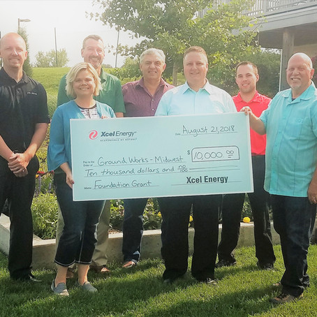Xcel Energy: Grant Supports Teaching Garden Education