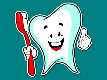 Gezond oud worden? Vergeet je tanden niet te poetsen!