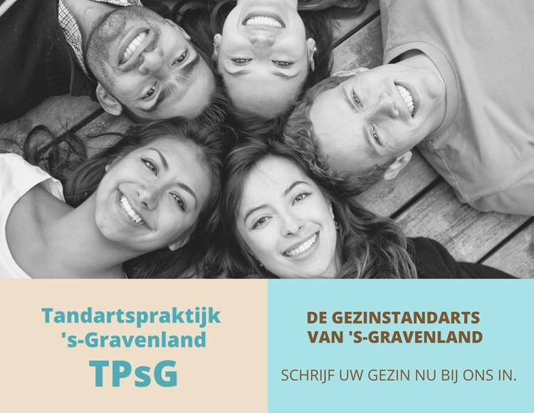 TPsG - De gezinstandarts van 's-Gravenland