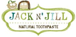 Jack n Jill Natural toothpaste