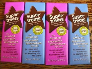 Super Treats Chocolate Alternative - Review