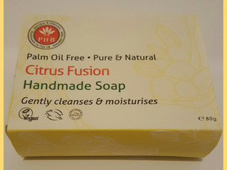 PHB Ethical Beauty Palm Oil Free Soap: Review