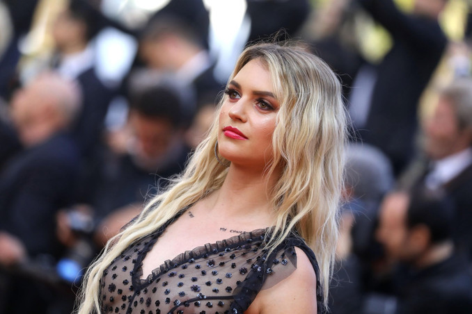 Fancy Alexandersson, Cannes Film Festival.