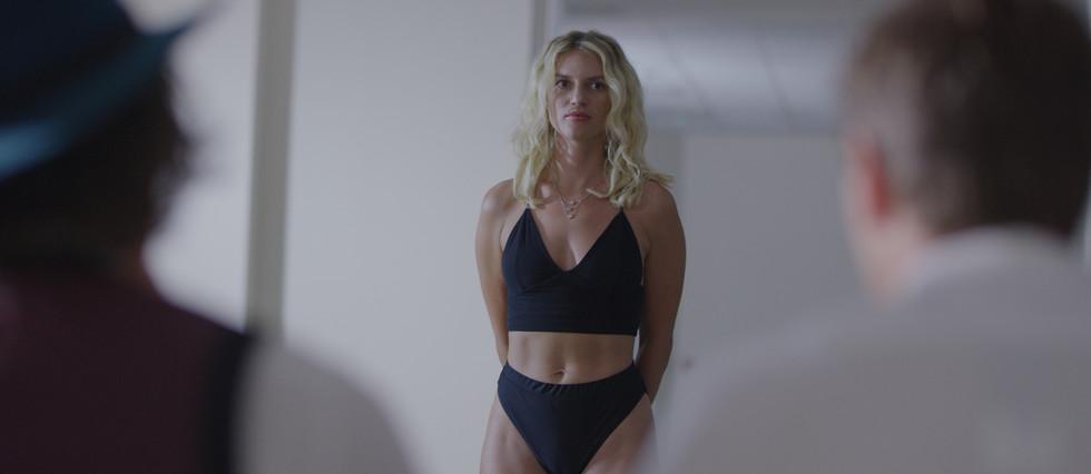 Fancy Alexandersson, dancer, actress