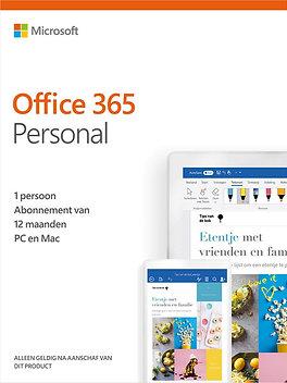 Office 365 Personal + installatie