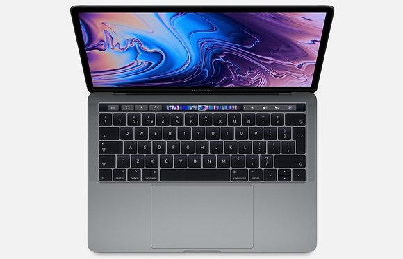 "Apple Macbook Pro Touchbar 13"" (2019) 2.4GHz i5 - Space Grey"