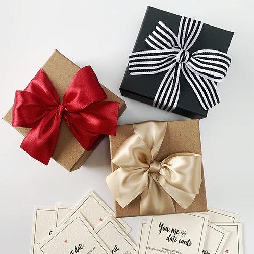 Date Night Cards Box