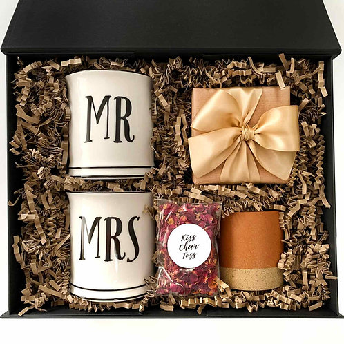 Gift Box | The Cosy Couple - Mr & Mrs
